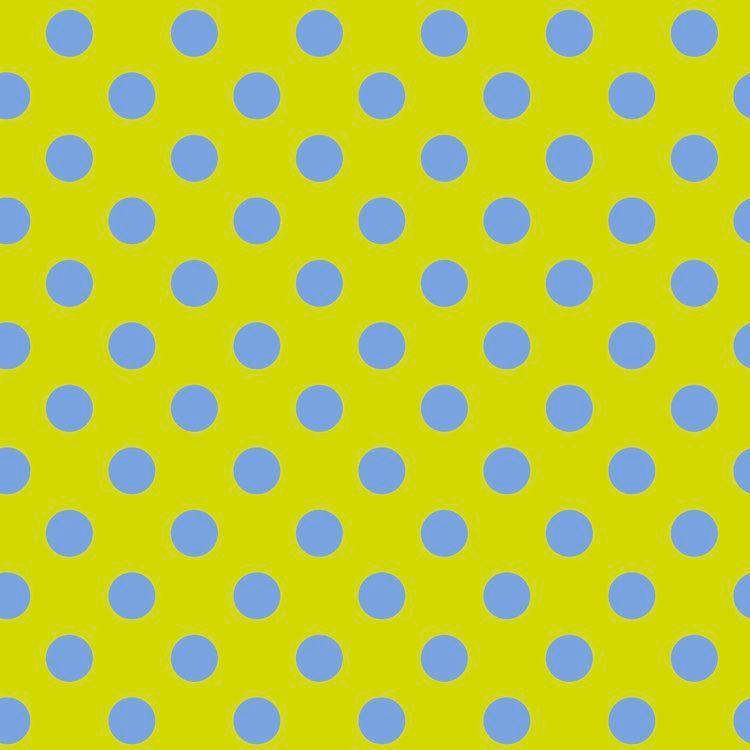 Tula Pink All Stars Pom Poms Myrtle Spot Polkadot Geometric Blender Cotton