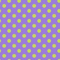 Tula Pink True Colors Pom Poms Orchid Spot Polkadot Geometric Blender Cotton Fabric
