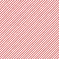 EXCLUSIVE Sweet Shoppe Candy Stripe Grapefruit and White Bias Stripes Pinstripe Quilt Binding Geometric Blender Cotton Fabric