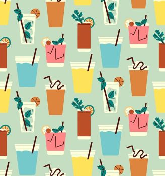 Drinks Mint Drink Lemonade Cocktail Soda Cocktails Happy Hour Jeannie Phan Snack Cotton Fabric