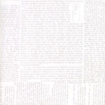 Moda Basics Compositions Newsprint White Text Blender Monochrome Cotton Fabric
