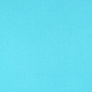 Tula Pink Designer Solids Cerulean Blue Plain Blender Coordinate Cotton Fabric
