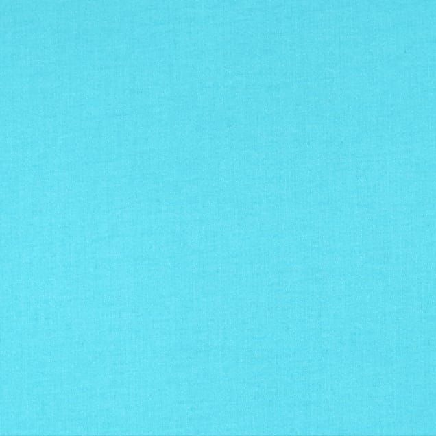 Tula Pink Designer Solids Cerulean Blue Plain Blender Coordinate Cotton Fab