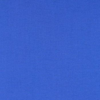 Tula Pink Designer Solids Cornflower Blue Plain Blender Coordinate Cotton Fabric