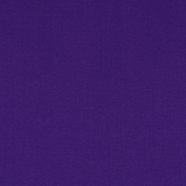 Tula Pink Designer Solids Diva Blue Plain Blender Coordinate Cotton Fabric