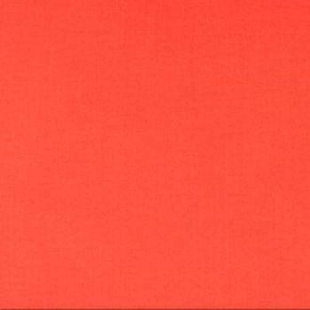 Tula Pink Designer Solids Hibiscus Coral Plain Blender Coordinate Cotton Fabric