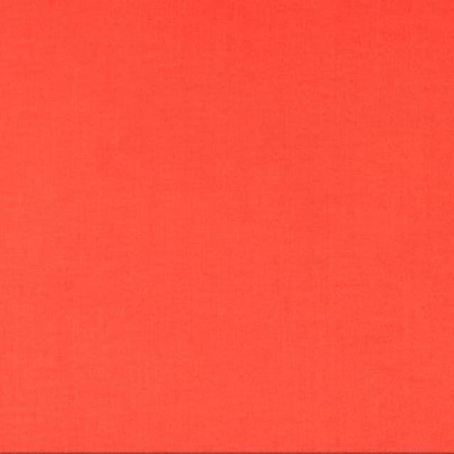 Tula Pink Designer Solids Hibiscus Coral Plain Blender Coordinate Cotton Fa