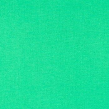 Tula Pink Designer Solids Julep Green Plain Blender Coordinate Cotton Fabric