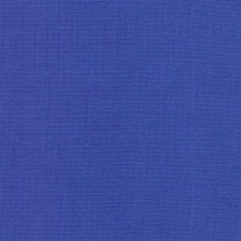 Tula Pink Designer Solids Sapphire Blue Plain Blender Coordinate Cotton Fabric