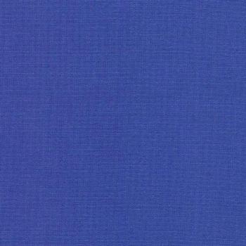 Tula Pink Designer Solids Sapphire Blue Plain Blender Coordinate Cotton Fabric