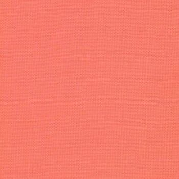 Tula Pink Designer Solids Persimmon Coral Peach Orange Plain Blender Coordinate Cotton Fabric