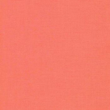 Tula Pink Designer Solids Persimmon Coral Peach Orange Plain Blender Coordinate Cotton Fabric