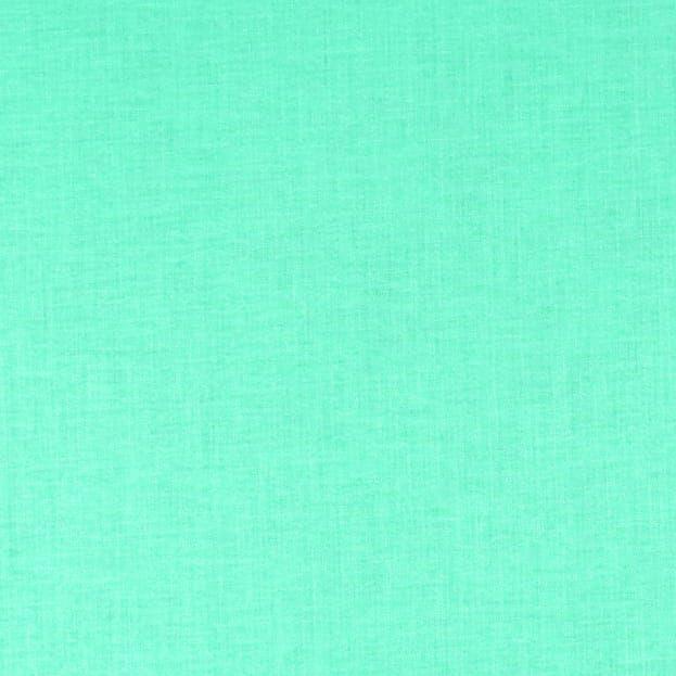 Tula Pink Designer Solids Seabreeze Plain Blender Coordinate Cotton Fabric