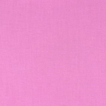 Tula Pink Designer Solids Sweet Pea Pink Plain Blender Coordinate Cotton Fabric