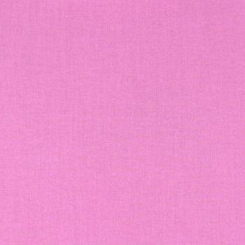 Tula Pink Designer Solids Sweet Pea Pink Plain Blender Coordinate Cotton Fabric