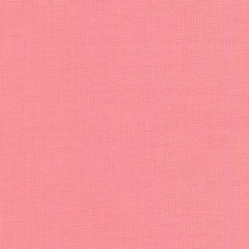 Tula Pink Designer Solids Taffy Pink Plain Blender Coordinate Cotton Fabric
