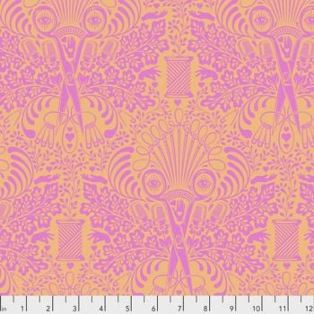 IN STOCK Tula Pink HomeMade Getting Snippy in Brunch Cotton Fabric