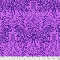 Tula Pink HomeMade Getting Snippy in Night Cotton Fabric