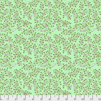 IN STOCK Tula Pink HomeMade Pins and Needles in Morning Cotton Fabric