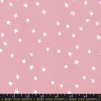 Darlings 2019 Starry Lavender Star Stars Ruby Star Society Cotton Fabric