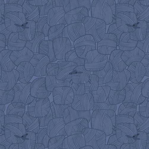 Sheepish Yarn Balls in Bluestone Sheep Knitting Knitters Rae Ritchie Dear S