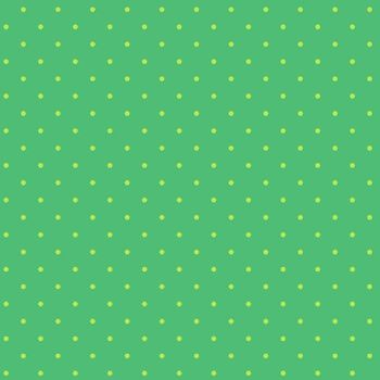 Sweet Shoppe Too Candy Dot Kelly Green Polkadot Spot Geometric Blender Cotton Fabric