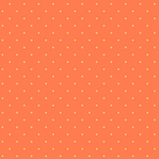 Sweet Shoppe Too Candy Dot Sherbert Orange Polkadot Spot Geometric Blender
