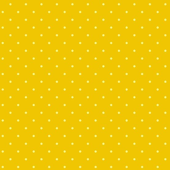 Sweet Shoppe Too Candy Dot Sunflower Yellow Polkadot Spot Geometric Blender