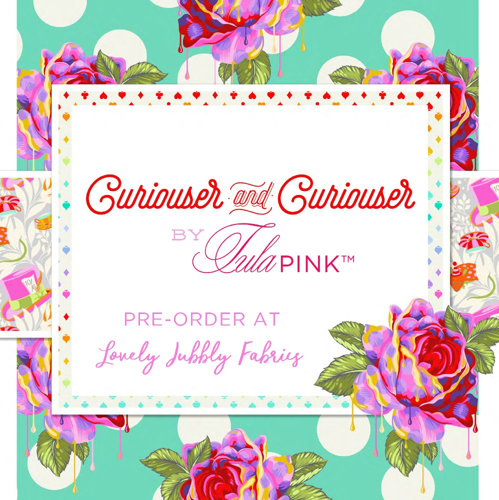 PRE-ORDER Curiouser and Curiouser