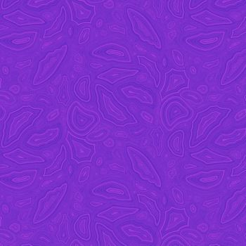 Tula Pink True Colors Mineral Amethyst Gem Crystal Cotton Fabric