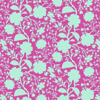 IN STOCK Tula Pink True Colors Wildflower Azalea Floral Botanical Cotton Fabric