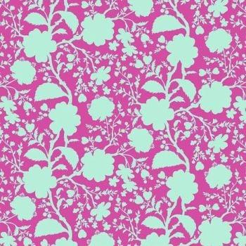 Tula Pink True Colors Wildflower Azalea Floral Botanical Cotton Fabric