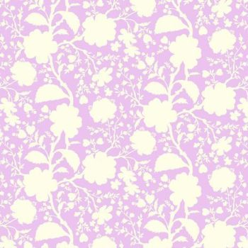 Tula Pink True Colors Wildflower Peony Floral Botanical Cotton Fabric