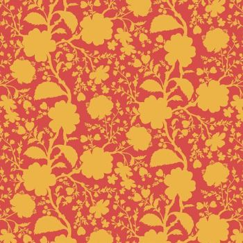 IN STOCK Tula Pink True Colors Wildflower Snapdragon Floral Botanical Cotton Fabric
