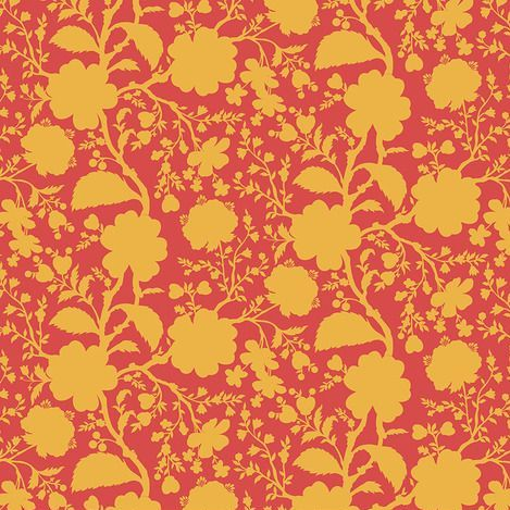 PRE-ORDER Tula Pink True Colors Wildflower Snapdragon Floral Botanical Cott