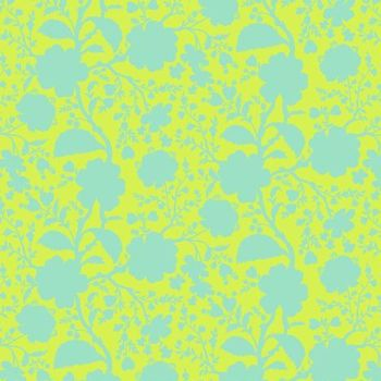 Tula Pink True Colors Wildflower Spring Floral Botanical Cotton Fabric