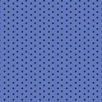 PRE-ORDER Tula Pink True Colors Hexy Deep Sea Hexagon Spot Cotton Fabric