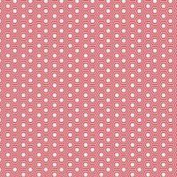 IN STOCK Tula Pink True Colors Hexy Flamingo Hexagon Spot Cotton Fabric