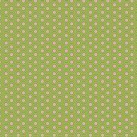 IN STOCK Tula Pink True Colors Hexy Juniper Hexagon Spot Cotton Fabric