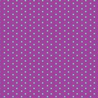 IN STOCK Tula Pink True Colors Hexy Thistle Hexagon Spot Cotton Fabric