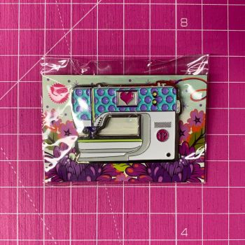 PRE-ORDER LIMITED EDITION with Enamel Pin True Colors Tula Pink 42 Fat Quarter Bundle Cotton Fabric Cloth Stack Full Collection