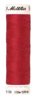 Mettler Seralon 100m Universal Sewing Thread 0102 Poinsettia