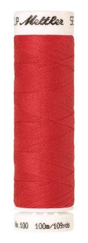 Mettler Seralon 100m Universal Sewing Thread 0104 Candy Apple