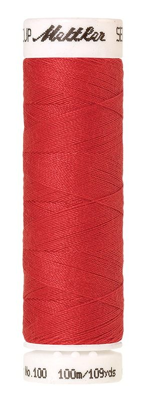 Mettler Seralon 100m Universal Sewing Thread 0104 Candy Apple