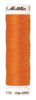Mettler Seralon 100m Universal Sewing Thread 0122 Pumpkin
