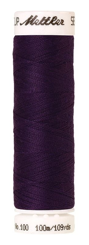 Mettler Seralon 100m Universal Sewing Thread 0578 Purple Twist