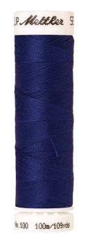 Mettler Seralon 100m Universal Sewing Thread 1078 Fire Blue
