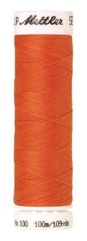 Mettler Seralon 100m Universal Sewing Thread 1335 Tangerine