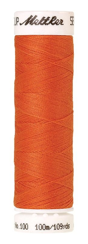 Mettler Seralon 100m Universal Sewing Thread 1335 Tangerine