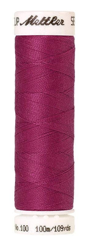 Mettler Seralon 100m Universal Sewing Thread 1417 Peony